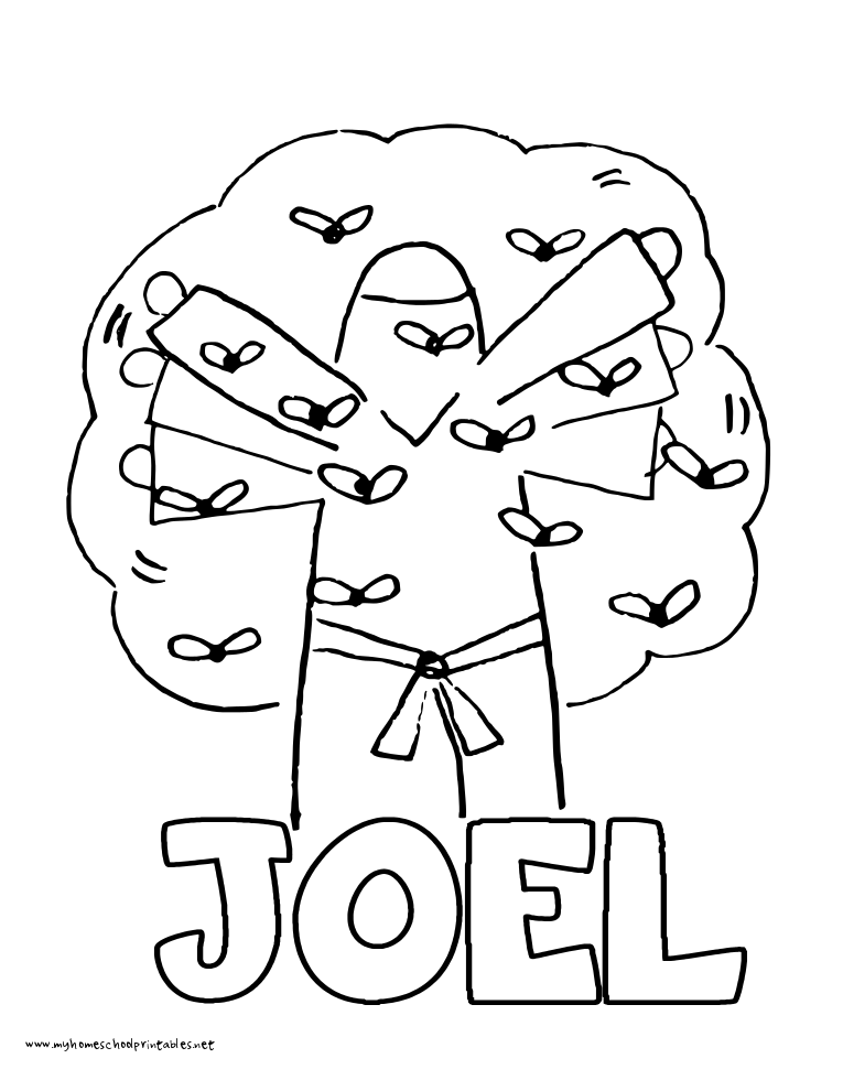 joel coloring pages - photo#3