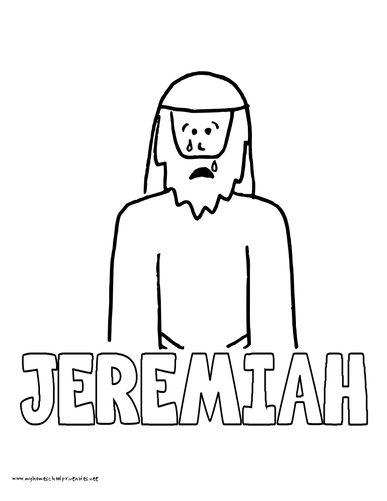 World History Coloring Pages Printables Jeremiah