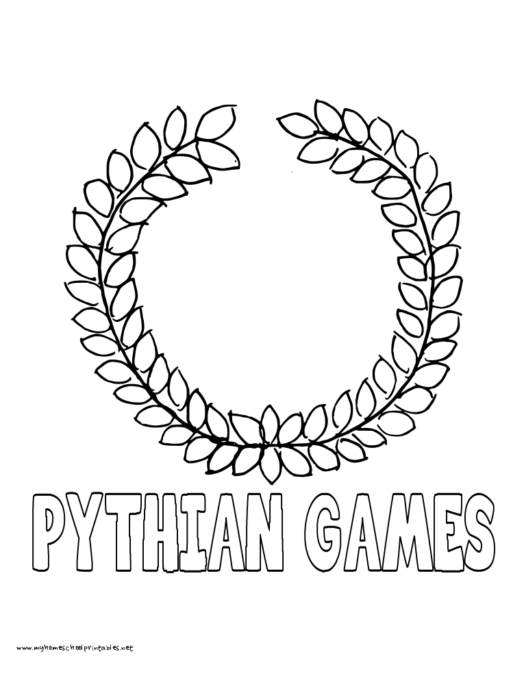 World History Coloring Pages Printables Pythian