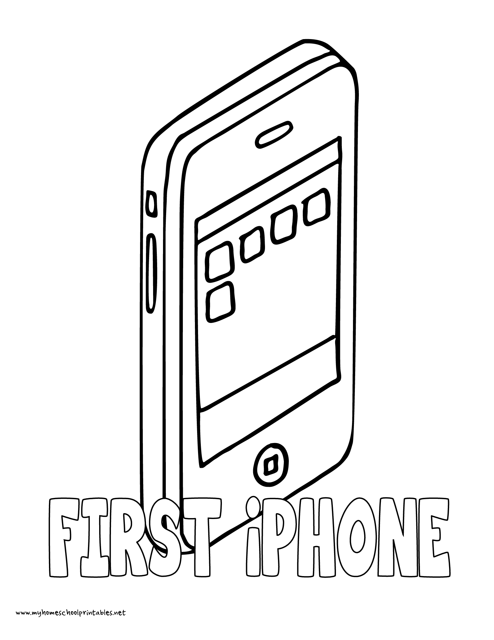 World History Coloring Pages Printables Fist iPhone
